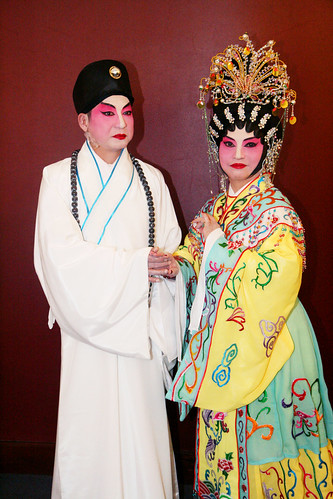 Chinese Opera Couple Photo by Sherrie Thai of ShaireProductions.com