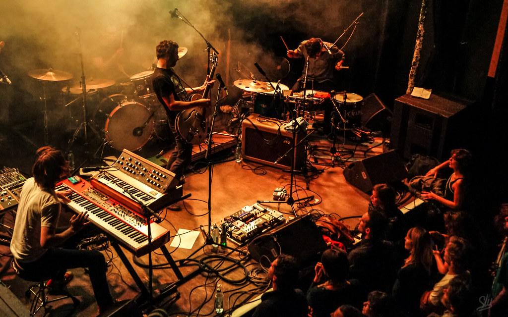 Karkwa Live à Paris 2010 -2