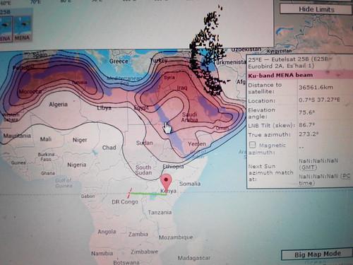 Lyngsat maps thor 6