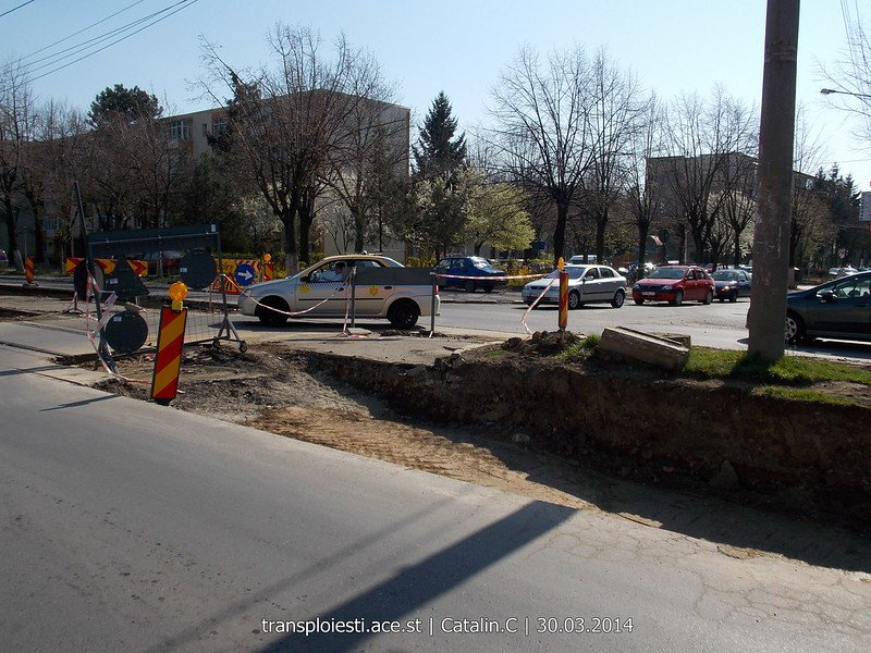 Traseul 102, etapa I: Bucla Nord ( Sp. Județean ) - Intersecție Republicii - Pagina 2 13605753474_95278cc2e4_c