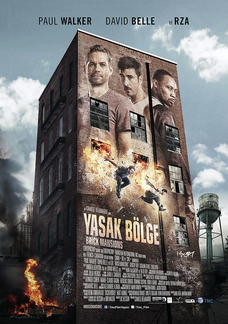 Yasak Bölge - Brick Mansions (2014)