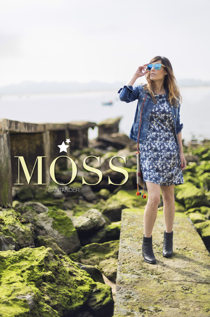 street style barbara crespo santander moss magdalena beach the corner dress fashion blogger outfit blog de moda