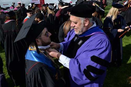 Undergraduate Commencement 2016 slideshow