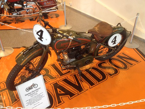 Harley Davidson Peashooter 1927
