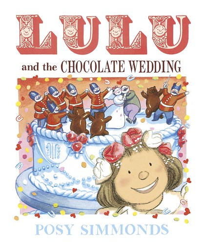 Posy Simmonds, Lulu and the Chocolate Wedding