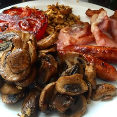 Not a FULL ENGLISH BREAKFAST -  Free For Commercial Use - FFCU