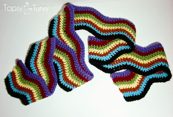 rainbow-chevron-crochet-long-scarf-narrow