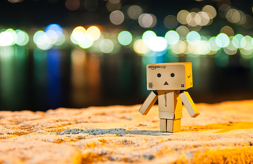12/52 Bokeh with Danbo