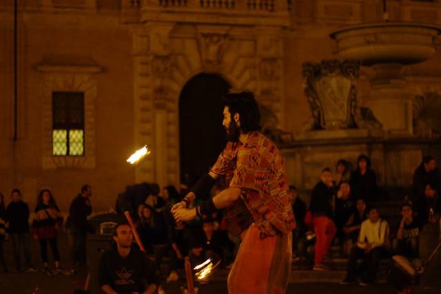 Fire show 6
