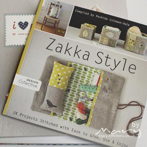 new book - Zakka Style