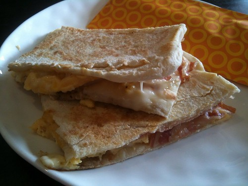 Breakfast Piadina ($9.90)