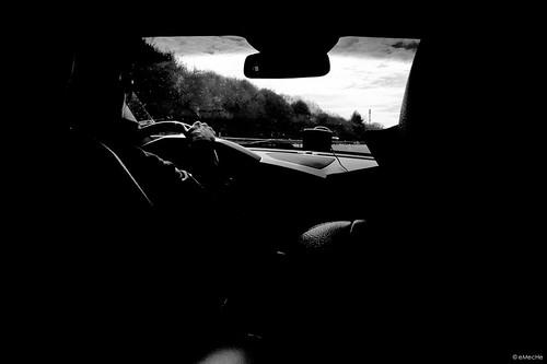 desde el asiento de atrás - en ruta by eMecHe