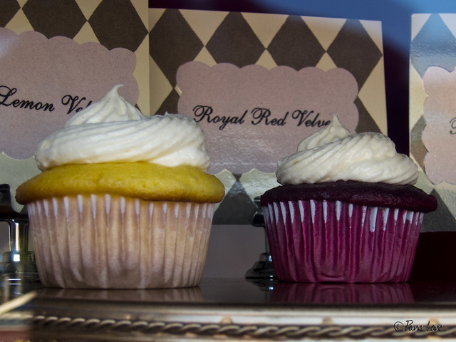 Royal Cupcake Mobile cupcakes