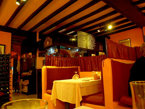 Bistro Restaurant Montmartre, Costa Teguise, Lanzarote