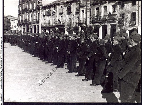 Ejército Popular, presumiblemente en Jaén
