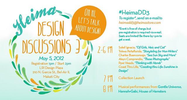 Heima event