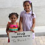 KLRU inspires me to ... to read!!