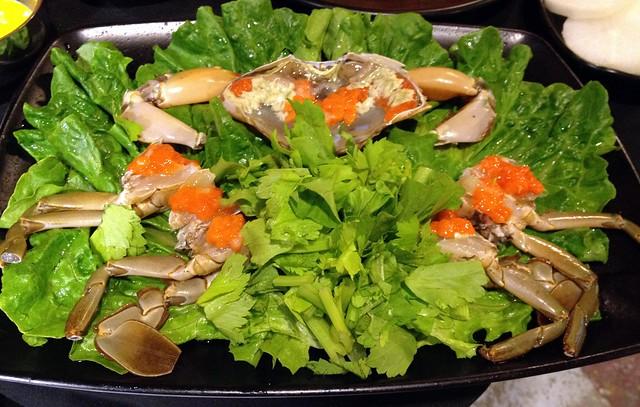 Vietnamese Blue Crab