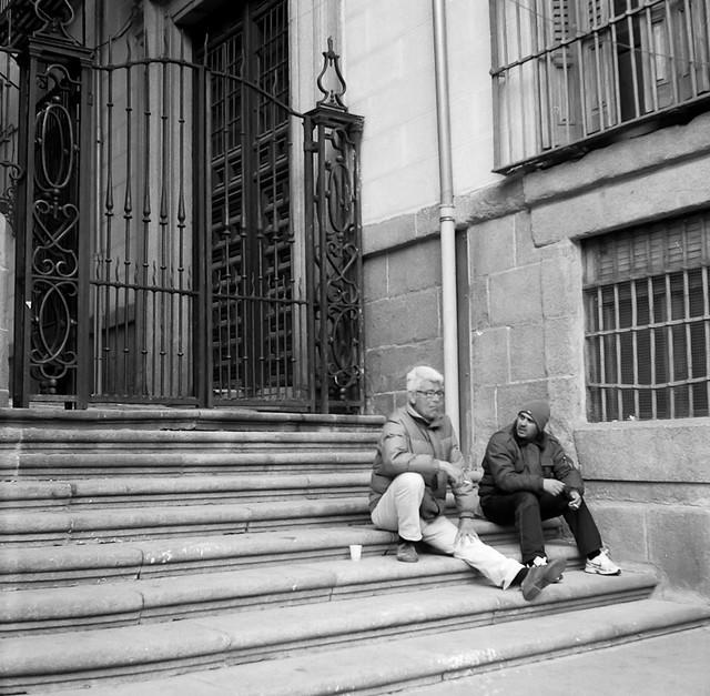 Madrid  Pasadizo del Panecillo