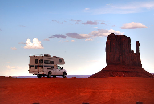 @Monument Valley