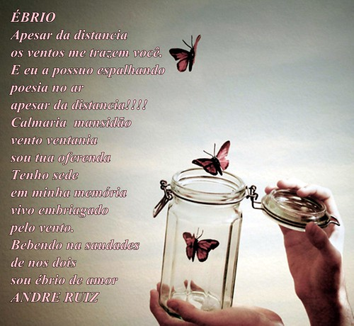 ÉBRIO by amigos do poeta