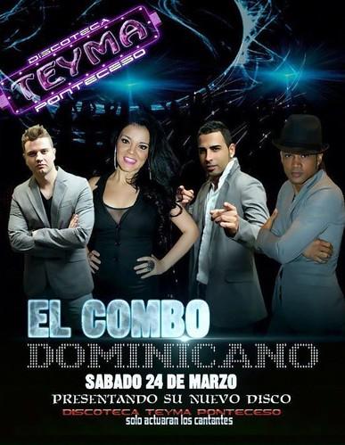 El Combo Dominicano 2012 - Presentación disco