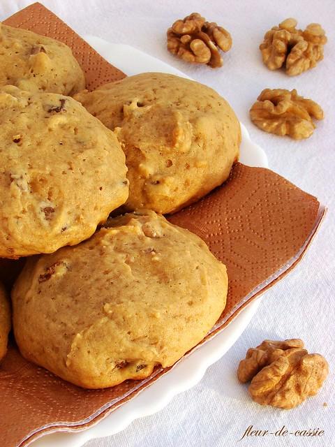 мягкое пряное печенье 2