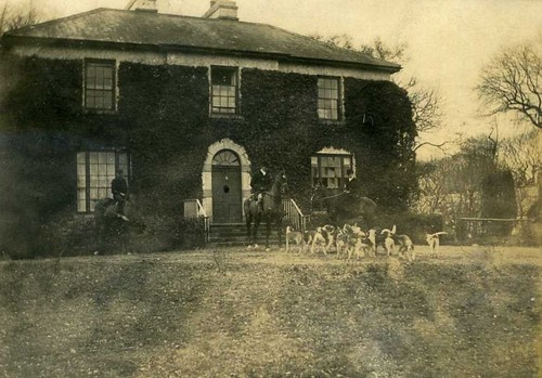0405,Brize or Brees House, Dated 1909