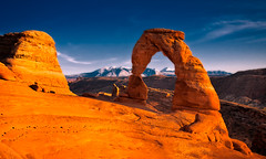 Delicate Arch - Arches NP, Utah