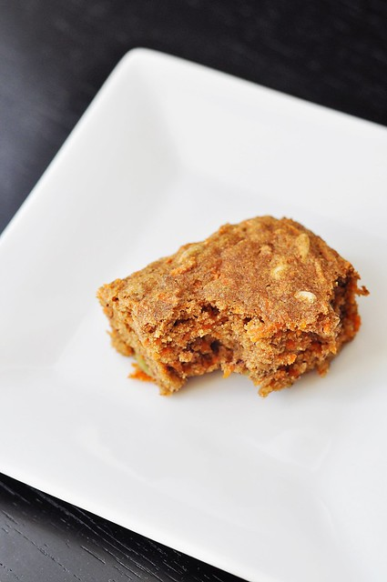 Carrot Cake, veganized