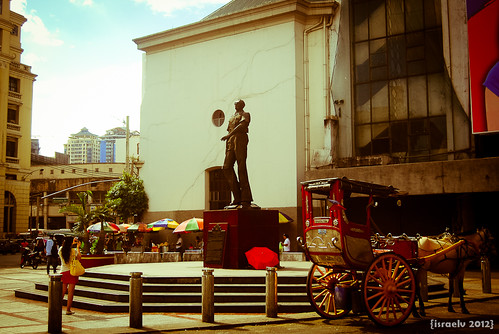 Plaza Lacson by {israelv}
