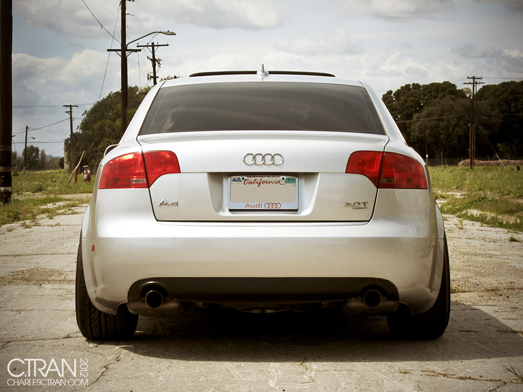 for : f/s: 2006 audi a4 2.0t quattro tip w/ cold weather pkg