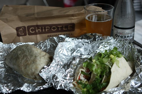 Chipotle For Lunch