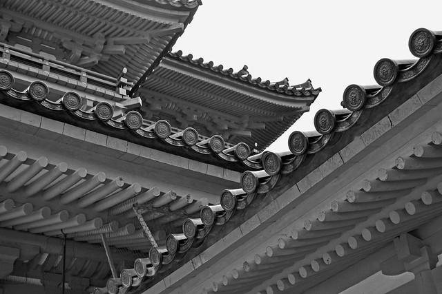 tejados japoneses flickr photo sharing