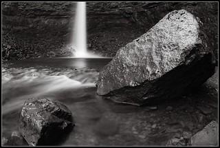 Big Rocks (black+white)