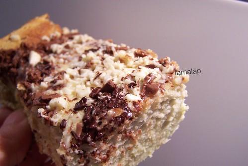 Tarta de queso y alcachofas con chocolate (11)