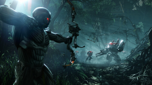 Environment of Crysis 3 Is a 'Middle Ground' Between Previous Games
