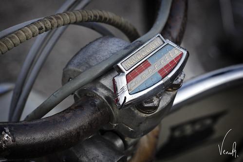 Lambretta's detail