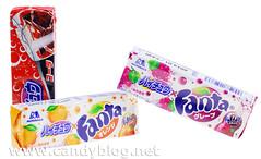 Morinaga HiCHEW - Fantas & Cola