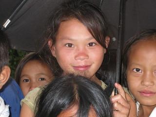 village school kids
