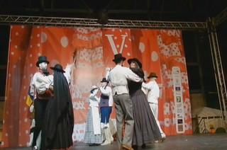video 06 Gala Clausura Volantes de Compas V Feria Abril Las Palmas de Gran Canaria 2012