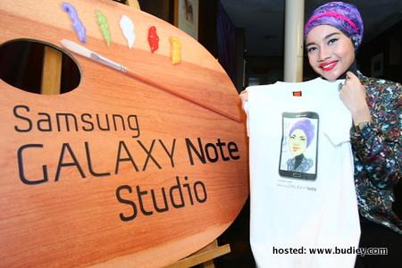 Yuna Galaxy Note