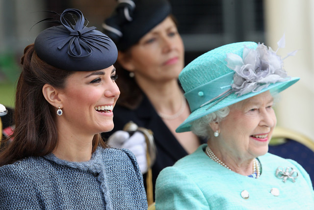 Kate+Middleton+Queen+Elizabeth+II+Duke+Duchess+dBNw1vQysWix