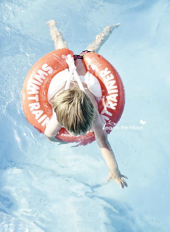 swim trainer flotador bebe