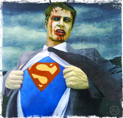Superman_serie_zombies by JLMeana