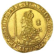 Charles I gold medal 1642
