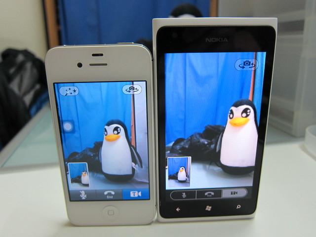 Nokia Lumia 900 - Tango Call