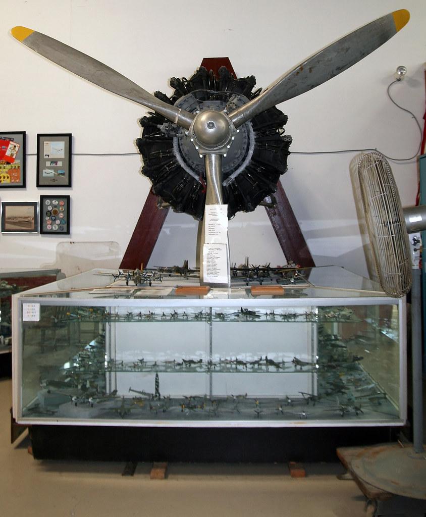 Pratt amp Whitney R2800 Radial Engine Engines and Mechanicals