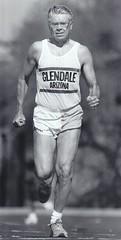 Lyle Langlois Wins Glendale Half Marathon in 1991