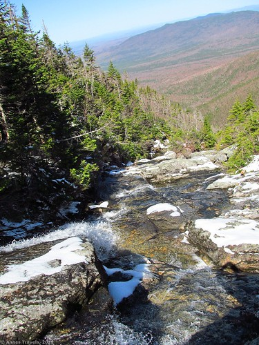 Ammonoosuc Ravine Trail, White Mountain National Forest, New Hampshire